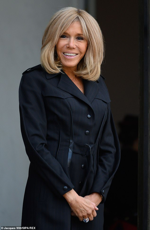 France's first lady, Brigitte Macron, 66, (pictured) recently sparked the question if she has had cosmetic tweaks, after emerging from Cote d'Azur looking remarkably refreshed