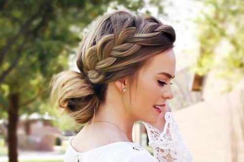 27 Amazing Braided Hairstyles For Long Hair 2020