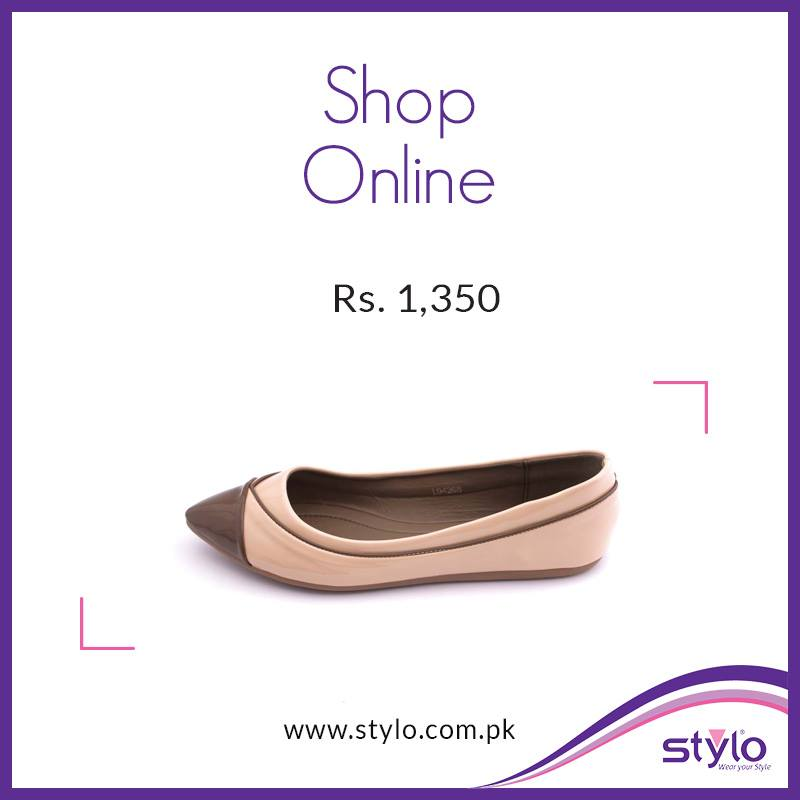 Stylo Shoes Latest Fall Winter Collection 2015 - Trendy Footwear For Women & Kids (16)
